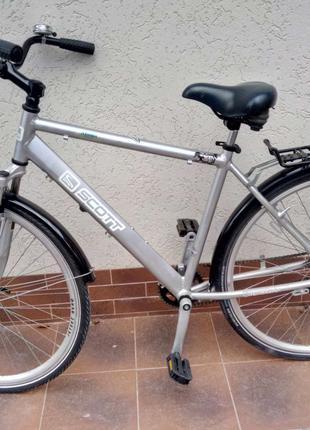 Велосипед 28 колесо