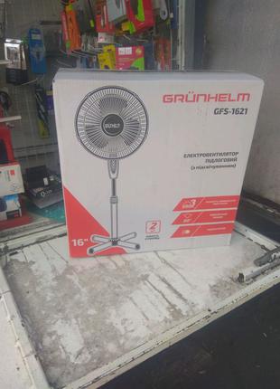 """Вентилятор """"GRUNHELM """""""