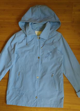 Куртка PLIST женская, демисезонная, Летняя ветровка на подкладке