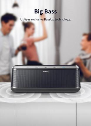 Bluetooth колонка Anker Soundcore Pro Plus, bt-колонка, 25 Ватт,