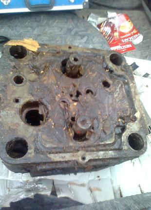 Крышка цилиндров 40-140001 и рабочее колесо водяного насоса