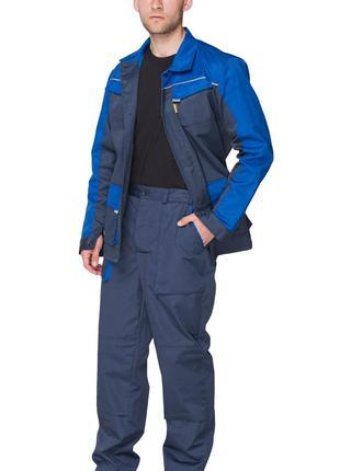 Куртка с брюками, рабочий костюм с брюками
