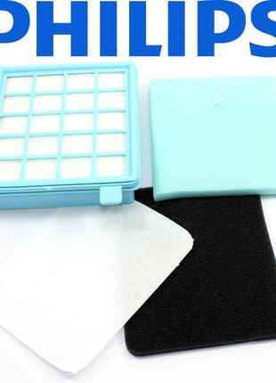 Комплект фильтров для пылесоса Philips fc8474