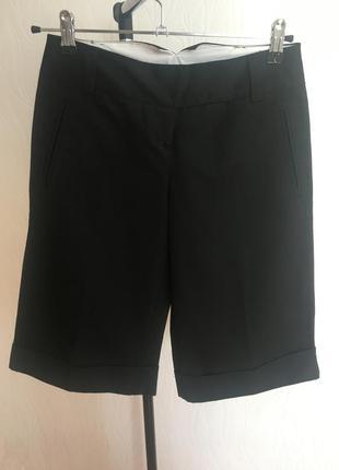 Женские шорты-бермуды topshop