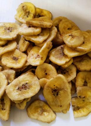 Банановые чипсы от 5 кг