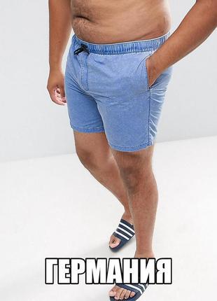 Джинсовые шорты с карманами на роскошного мужчину германия