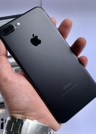 IPhone 7 Plus 32 Gb Matte Black(есть выбор по цветам) Оригинал бу