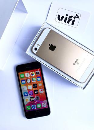 iPhone SE 64Gb Neverlock Оригинал БУ+Гарантия есть цвета на выбо