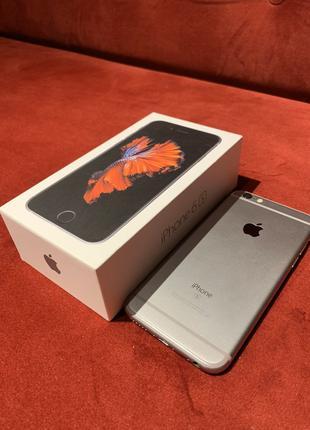 Iphone 6s 64 GB Neverlock Space Gray