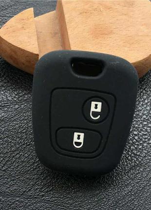 Чехол для ключа Peugeot Пежо