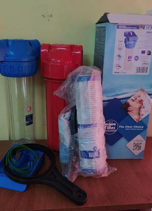 Фильтр проточный для воды Aquafilter