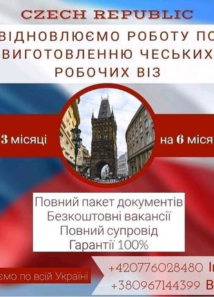 Приглашение в Польшу и Чехию