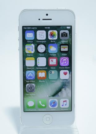 Apple iPhone 5 16GB White Neverlock (61579)
