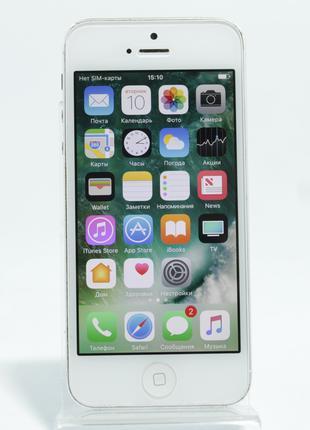 Apple iPhone 5 16GB White Neverlock (54038)