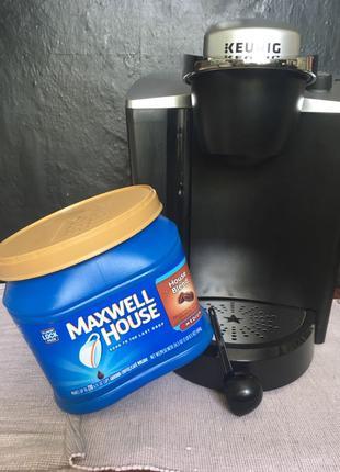 Maxwell House Breakfast Blend Заварна Мелена Кава