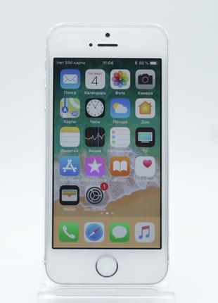 Apple iPhone 5s 16GB Silver Neverlock (16483)
