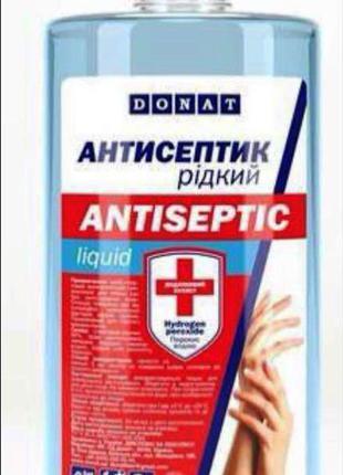 """Антисептик рідкий """"DONAT"""""""