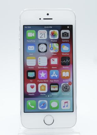 Apple iPhone 5s 32GB Silver  Neverlock  (25613)