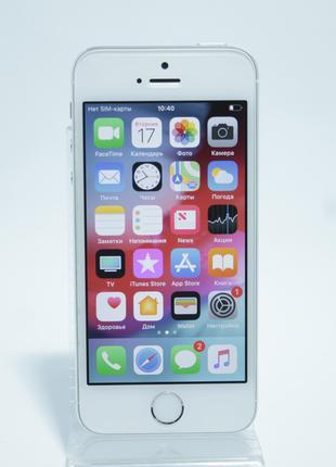 Apple iPhone 5s 32GB Silver Neverlock (92938)