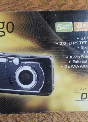 Фотоаппарат Ergo DS 55