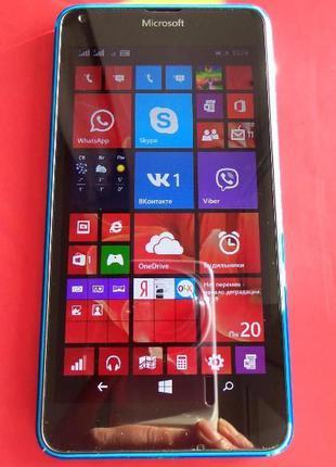Смартфон Microsoft Lumia 640 Dual Sim Denim