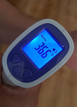 Бесконтактный медицинский термометр - модель QY-EMQ-01