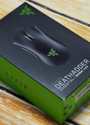 Проводная игровая мышь Razer DeathAdder Essential, оригинал