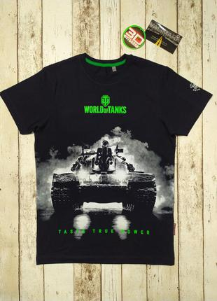 Футболка мужская world of tanks танки
