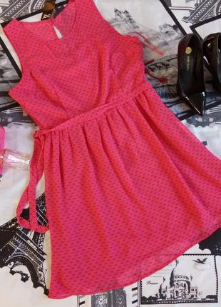 Яркое ,легкое платье , летнее