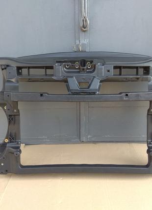 панель передняя телевизор Volkswagen Touran 2004-2006 1T0588594H