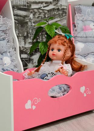 """Детская кроватка """"Baby"""" для кукол"""