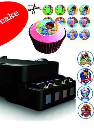 Epson cake Харчовий пищевой принтер