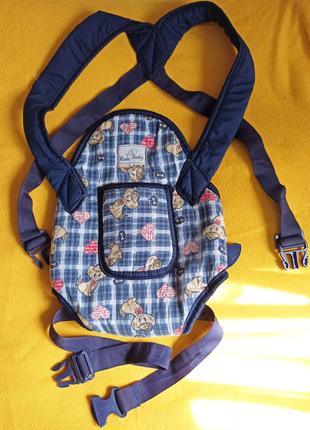 Рюкзак-переноска, рюкзак-кенгуру, слинг-рюкзак.