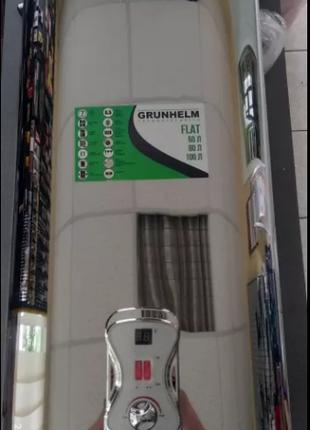 Бойлер с сухими тенами плоский GRUNHELM - GBH I-50ss