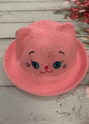 Шляпа детская размер: 52см