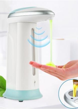 Сенсорный дозатор жидкого мыла Soap Magic