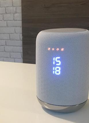 Sony LF-S50G умная Smart смарт колонка Google Assistant Bluetooth