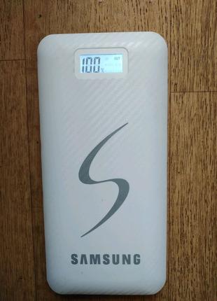 SamsungPowerBank 30000mhA