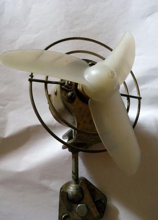 Вентилятор автомобильный советский