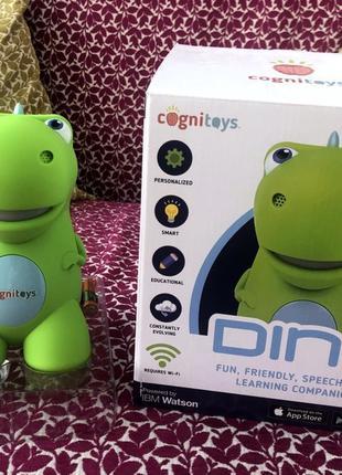 Смарт іграшка / смарт игрушка Dino CogniToys