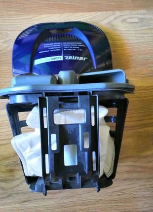 Пылесос Zelmer. Фильтр для сухой уборки. Мешки одноразовые.