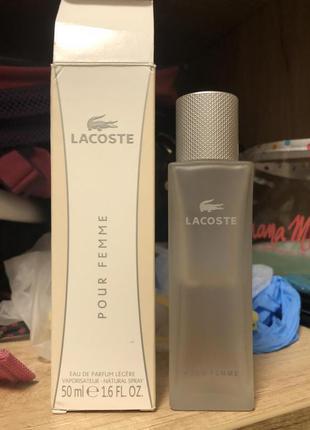 Парфумована вода Lacoste Pour Femme