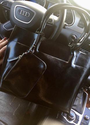 Женская кожаная сумка распродажа