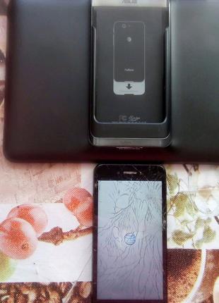 Планшет-телефон Asus Padfone X