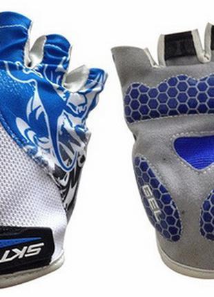 Велосипедные перчатки / Велоперчатки SKTOO / Рукавички, разные