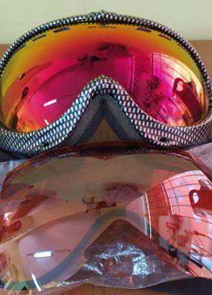 Горнолыжная маска New Balance ADRENALINE