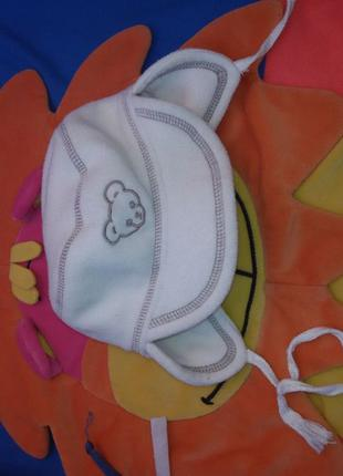 Продам зимнюю демисезонную шапку на мальчика