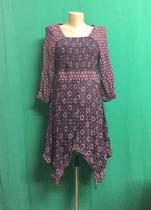 Пляжное туника-платье m&s