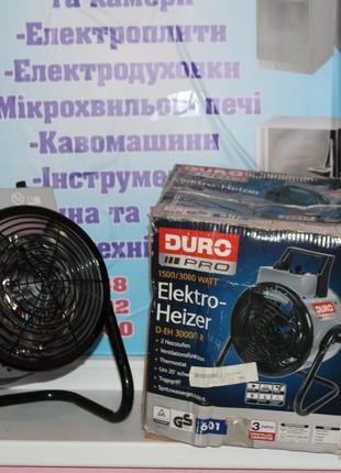 Тепловентилятор 3000Вт обогреватель Duro D EH 3000R Einhell из Ге