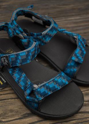 Детские босоножки сандалии  jack wolfskin seven seas 2 sandal ...
